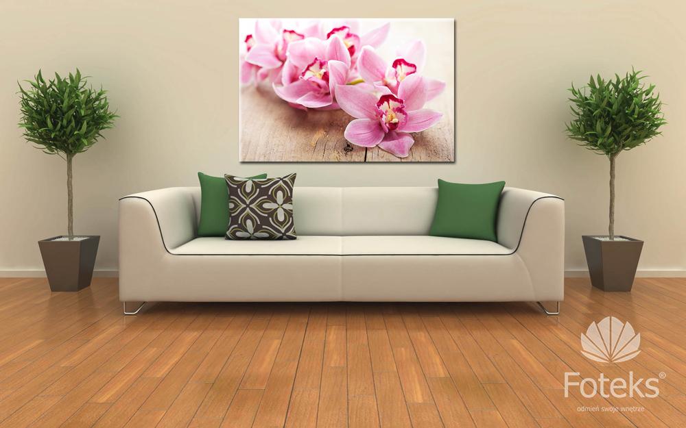 Przepiękne obrazy z kwiatami